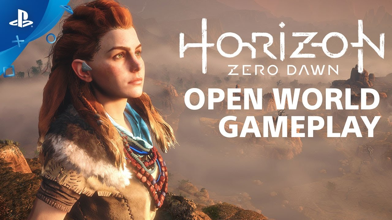 Hands on: Horizon Zero Dawn