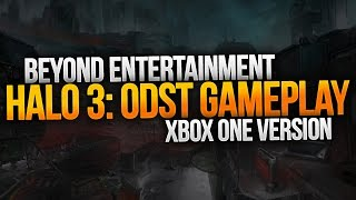Halo 3: ODST Footage on Xbox One