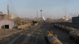 preview picture of video 'Sunset at Baiyin Gongsi yard... (HD)'