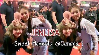 JENLISA Sweet Moments @Canada ❤ #6