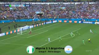All Goals of the FIFA World Cup 2014 Brazil