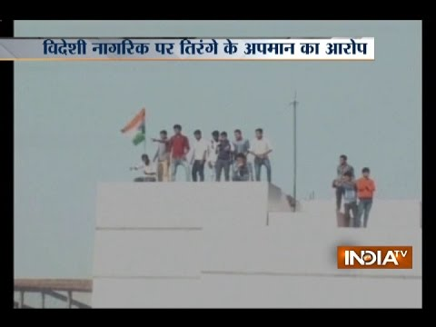 Noida High drama at Oppos office as Chinese employee allegedly disrespect Tricolour