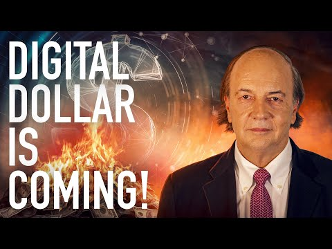 Jim Rickards Warns America: War On Cash Has Started! Prepare Your Self For Digital Dollar! - Epic Economist Video