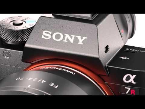 Фотоаппарат Sony ILCE-7RM2 body видео 4