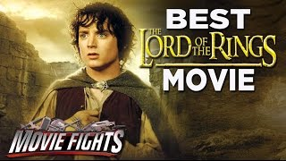 Best Lord Of The Rings Movie Feat Elijah Wood MOVIE FIGHTS
