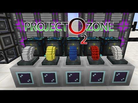 Project Ozone 2 Kappa Mode - SINGULARITIES [E79] (Modded Minecraft Sky Block)