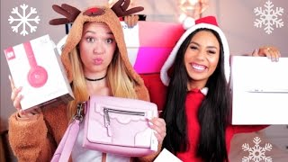 What We Got YOU for Christmas! | ALISHA MARIE AND MYLIFEASEVA
