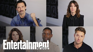 EW | 'This Is Us' Cast Apologizes For Making You Cry