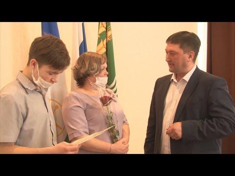 Краснокамка получила жилищный сертификат