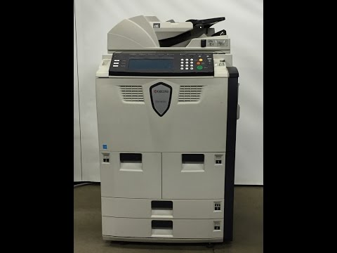 Simple Printin kyocera KM-6030