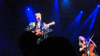 Ane Brun- This Voice @ Highline Ballroom, NYC 2/12/2014