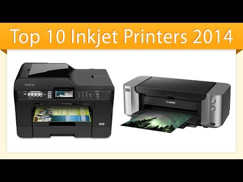 Top Ten Inkjet Printers 2014 | Best Inkjet Printer Review