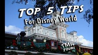 TOP 5 BEST Tips for Magic Kingdom 2018 - Disney World