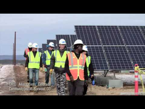 Solar Ready Colorado: Training and Certification - YouTube