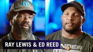 Ray Lewis & Ed Reed's Emotional Talk About Their Phenomenal Careers