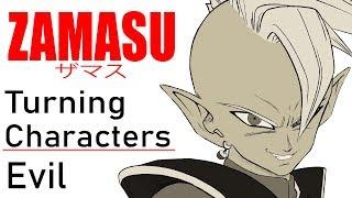 Zamasu: Turning Characters Evil  | The Anatomy of Anime