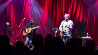Chris Difford & Glenn Tilbrook from Squeeze - Up The Junction - Glastonbury 2017