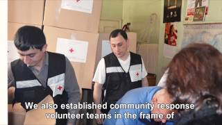 My Red Cross Story - Arman (English)