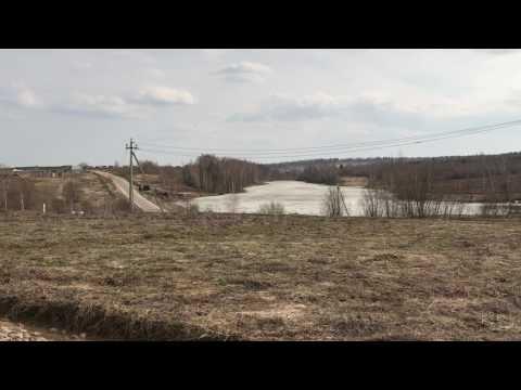 Вид с поселка Телешово видео