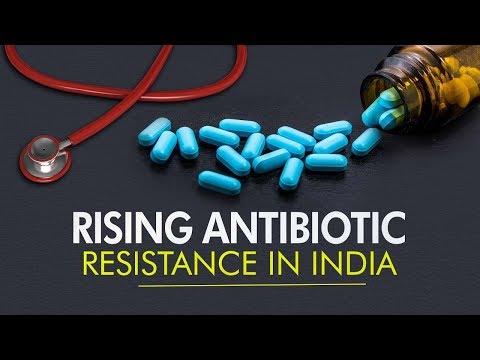 Rising Antibiotic Resistance in India