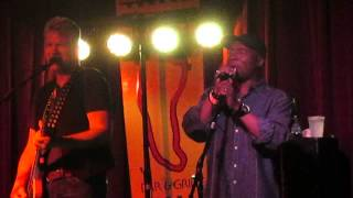 "Eliot Lewis And Klyde Jones ""Sara Smile"" 5/9/14 Cleveland Wilberts"
