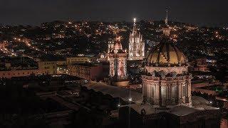 San Miguel de Allende - Mavic 2 Pro and Zoom