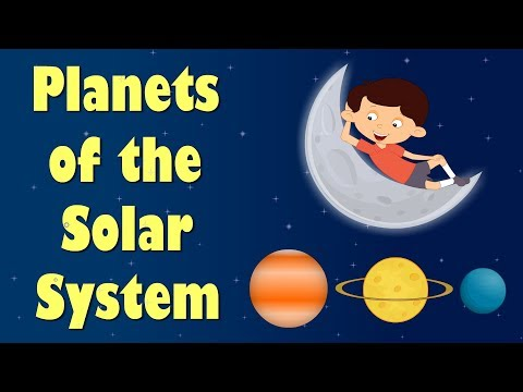 Planets of the Solar System | #aumsum
