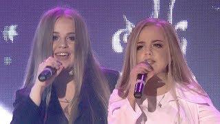 Анастасия и Виктория Петрик. Река - Печаль. 06.03.2018.