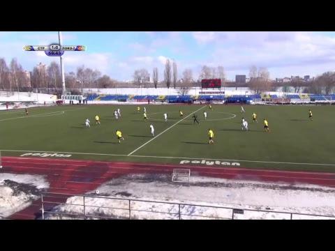 2004 г.р.: Строгино - Локомотив-2 - 1:0