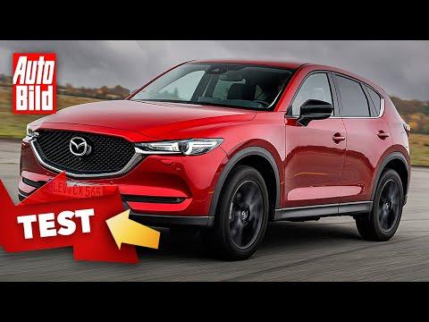 Mazda CX-5 (2021) |Wie gut fährt sich der frische CX-5? |Erste Fahrt mit Rolf Klein
