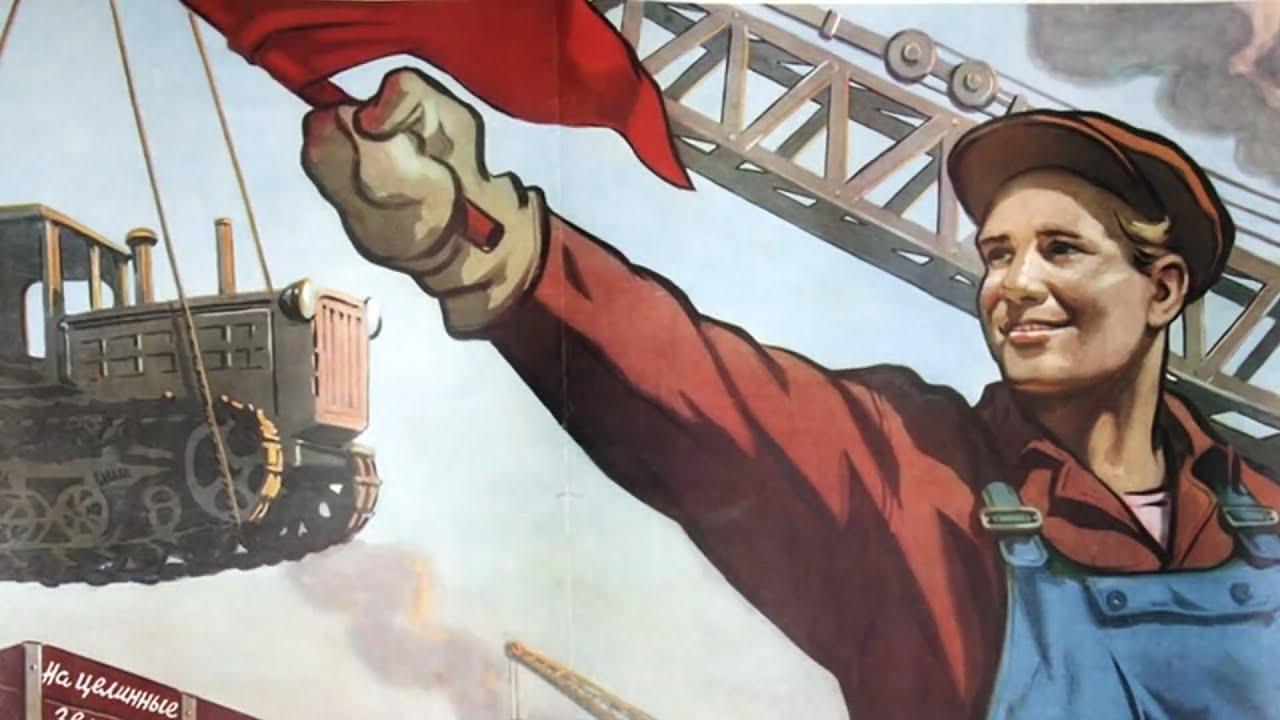 Объёмы строительства при Сталине и после него
