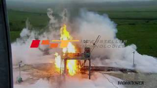Sounding rocket MOMO2 launch 観測ロケットMOMO2号機打上