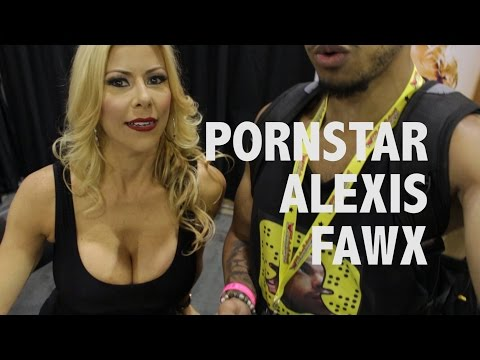 😍Interview with a Pornstar😍 | Alexis Fawx😍