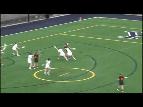 Highlights: Women's Lacrosse at Yale - 4/20/19