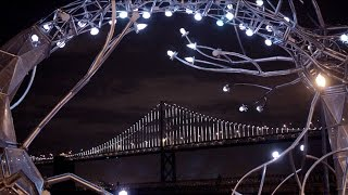 Light Art Brings Holiday Glow To Darkest Nights | KQED Arts