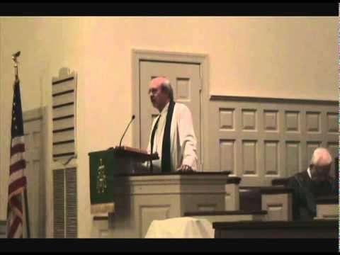 Winstead United Methodist Church--Sermon--October 3, 2010