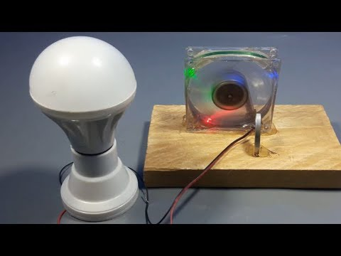 Download Free Energy Device For Lights Diy Science Experiments Video