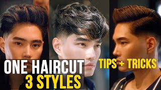 HOW TO GET A FADED HAIRCUT | 2019 Best Mens Hairstyle Tips & Trends | HIGHLIGHTING ASIAN HAIR