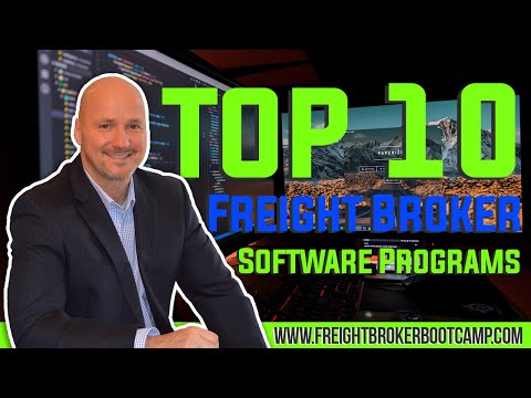 Top 10 Freight Broker Software Programs For 2021