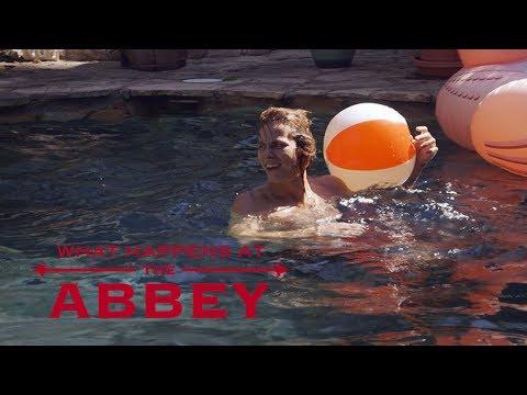 Daniel Acts a Fool at Ashlee's Pool Party | What Happens at The Abbey | E!