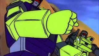 Transformers G1 Dinobots VS Constructicons