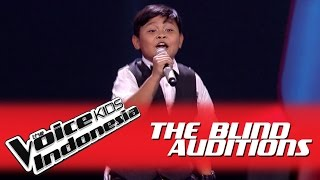 """Bagas """"Wild World"""" I The Blind Auditions I The Voice Kids Indonesia GlobalTV 2016"""