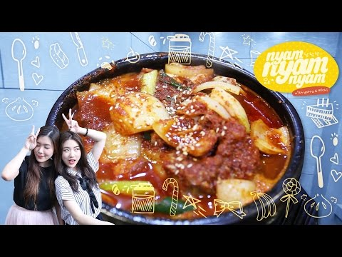 Video [MUST TRY!] Korean Food Part.1 - NyamNyamNyam - Ep 8