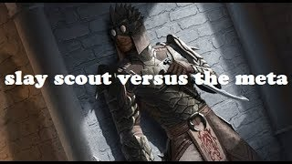 Slay Scout VS The Meta   Elder Scrolls Legends