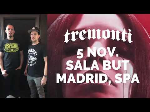 """Tremonti, guitarrista de Alter Bridge, vuelve a los escenarios de Madrid y Barcelona a principios del mes de noviembre para presentar su nuevo álbum """"A Dying Machine"""". The Raven Age y Disconnected le acompañarán en sus conciertos."""