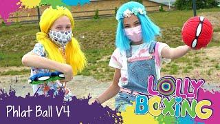 Lollyboxing 54 - Závody s Phlat Ballem
