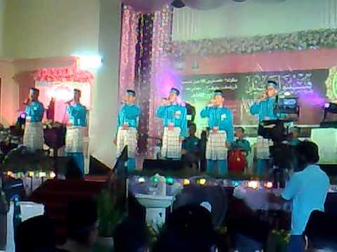 Festival Nasyid Kebangsaan 2011 - Show Khairan (Johan Kebangsaan)