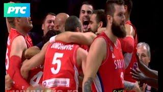 Srbija - Francuska, poslednji minut meča | Kholo.pk