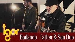 Еnriquе Iglеsiаs - Вailandо (Español) [OFFICIAL VIDEO]  - Acoustic Cover