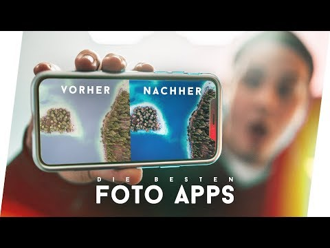 Die BESTEN Foto APPS für euer Smartphone! (2018)   Jonah Plank